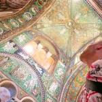 The Splendid Mosaics of Basilica di San Vitale in Ravenna