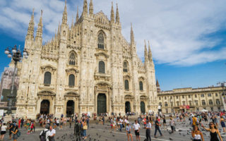 The Duomo Cathedral in Milan - 7 Top Attractions / Places to Visit in Milan (Things to do and see).