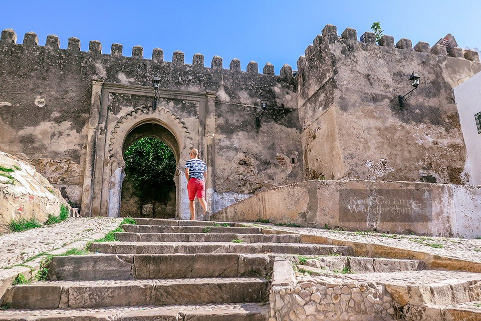 5 Things to do in Tangier (Kasbah in Tangier, Morocco)
