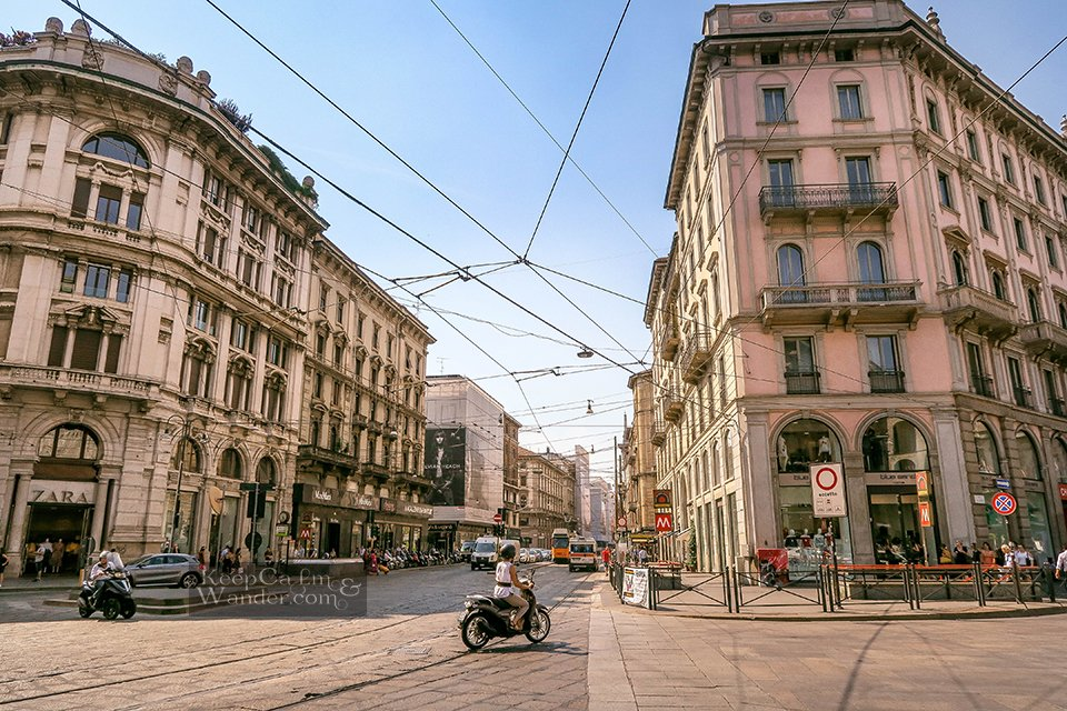 Italy - 7 Top Attractions / Places to Visit in Milan (Things to do and see).