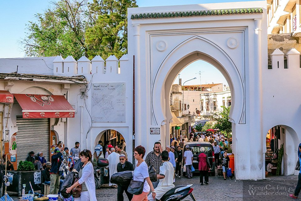 5 Things to do in Tangier (Medina Morocco)