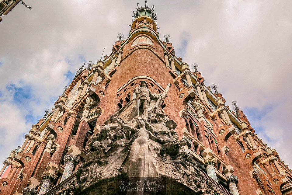 Catalan Modernism - 5 Interesting Facts about Palau de la Musica Catalana in Barcelona (Spain)
