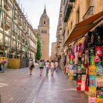 Travel Itinerary: One Day in Salamanca