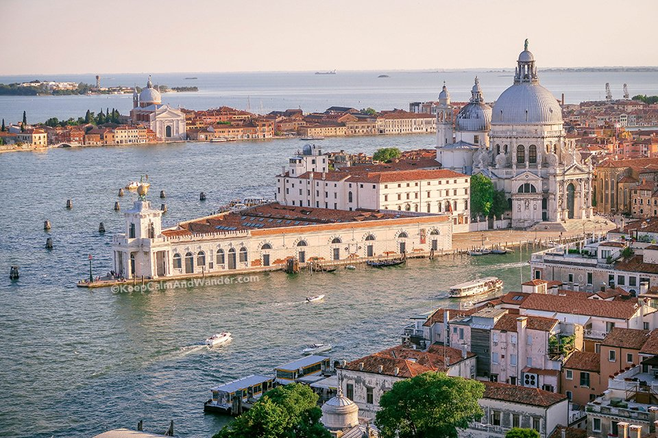 View from San Marco Campanile - Things to Do in Venice (Italy).