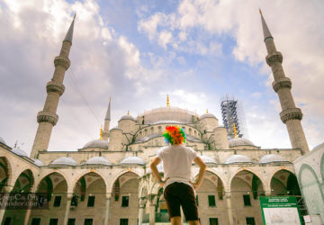 10 Things You Need to Know Before Visiting the Blue Mosque in Istanbul (Turkey).