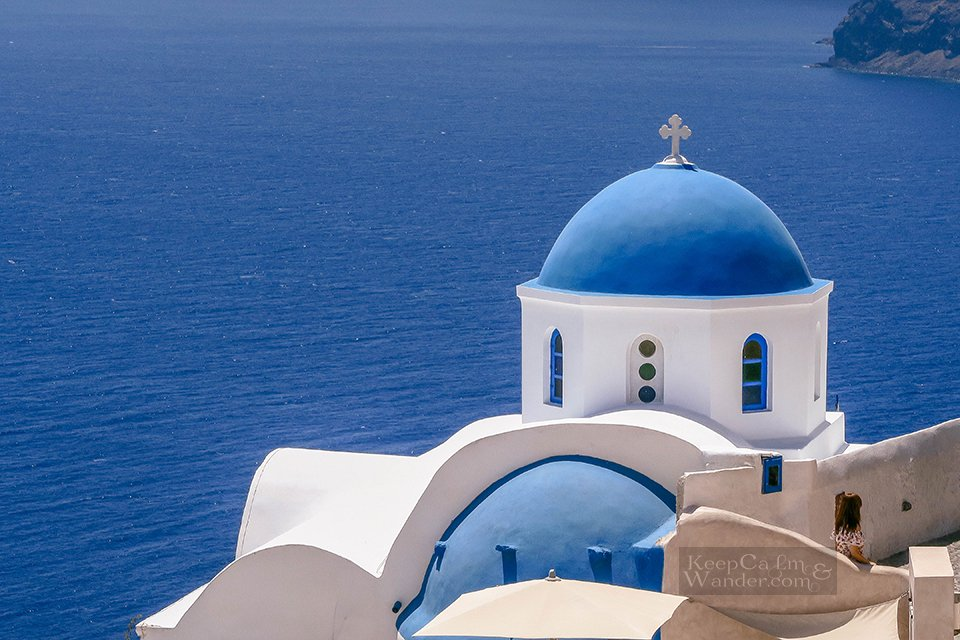 Santorini: Oia is Paradise on Earth (Greece).