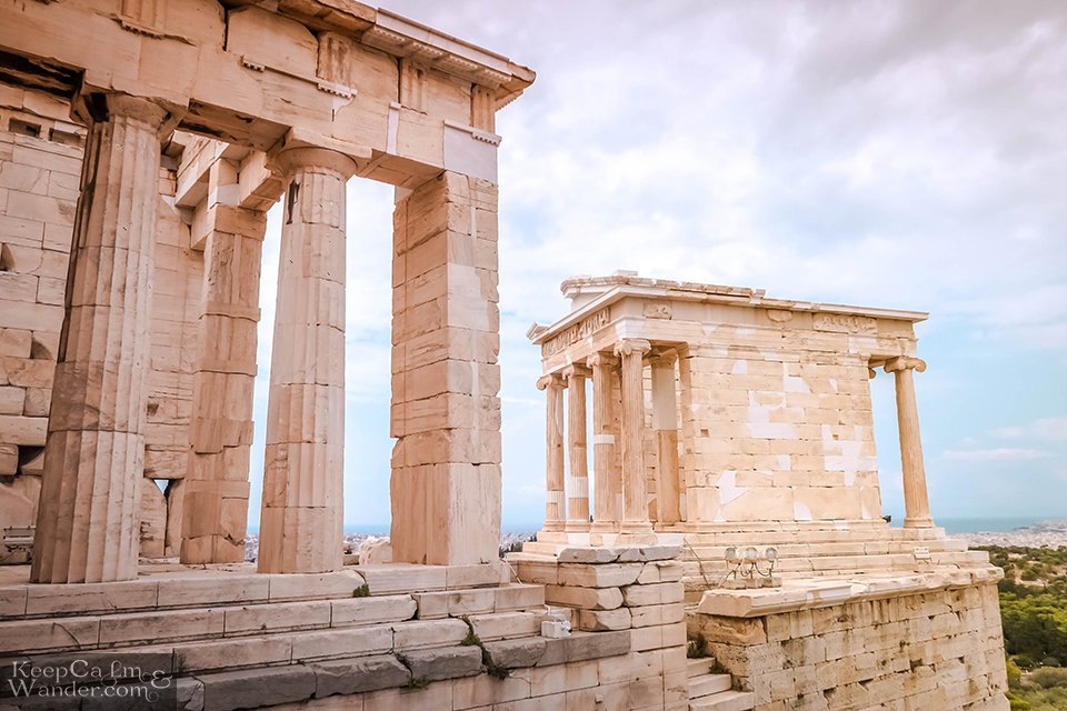 The Parthenon - An Enduring Icon of Athens