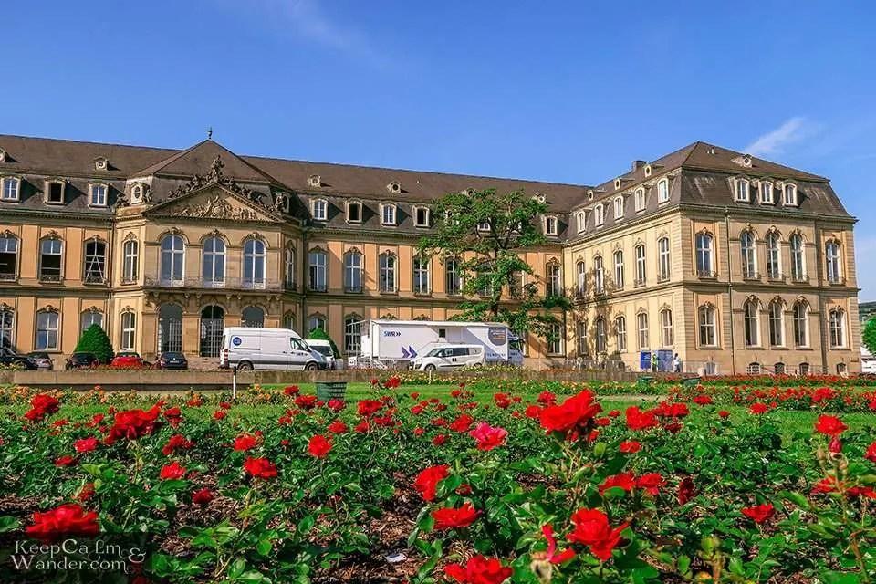Schlossgarten (Stuttgart, Germany). Travel Blog
