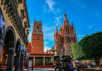 Photos Cathedral of San Miguel de Allende (Mexico). Travel Blog