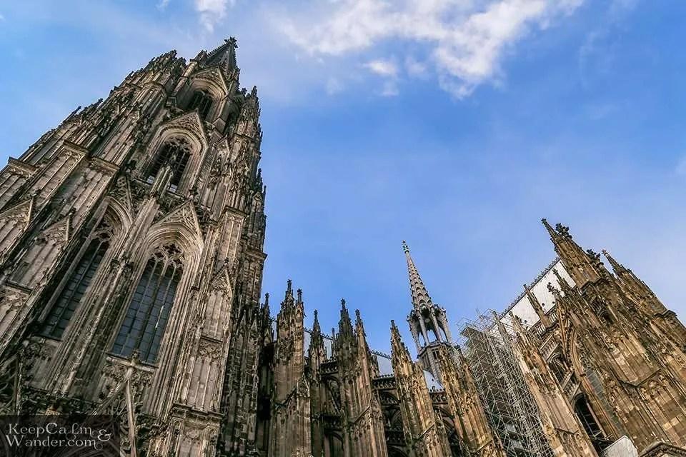 Cologne Travel Blog Koln Cathedral (Germany).