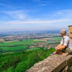Hohenzollern Castle: A Fairytale-Like Castle on the Hill