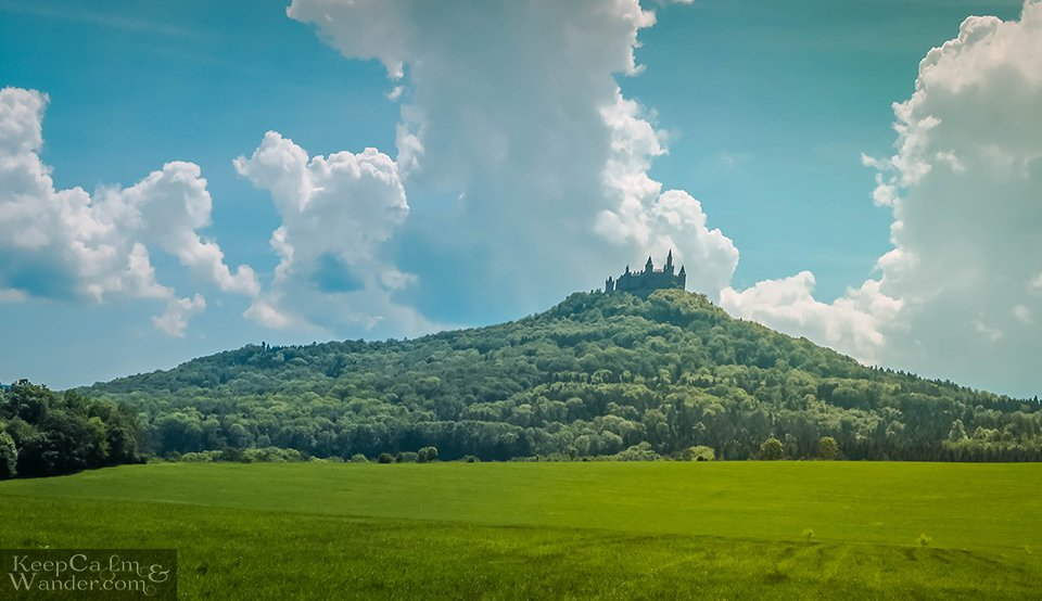 Hohenzollern Castle in Baden-Wurttemberg, Germany Travel Blog