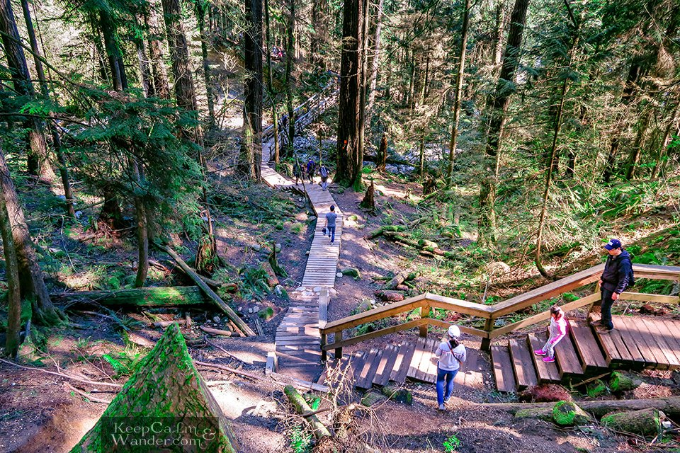 Quarry Rock Hiking Trail in Deep Cove and the Views from Above (Vancouver, British Columbia).