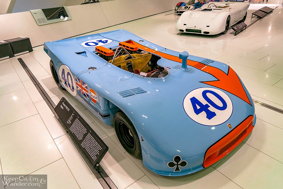 Museum Porsche Stuttgart Germany Travel Blog