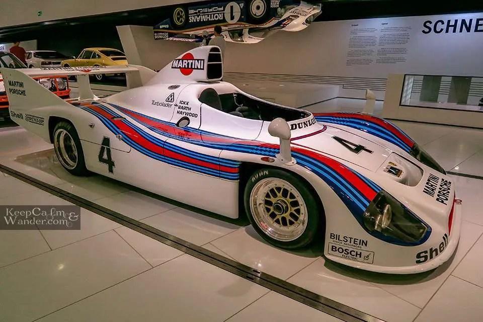 Stuttgart Museum Porsche (Germany).