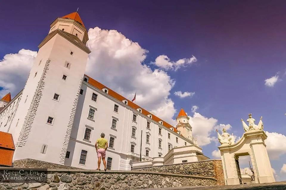 Bratislava Castle Things to do Slovak Republic Travel Blog