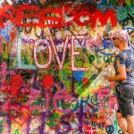 The John Lennon Wall in Prague Still Remains a Symbol of Freedom