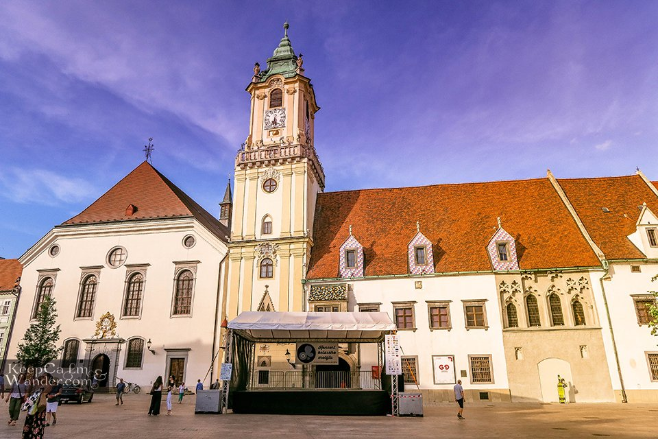 Slovak Republic Capital Hotel Hostel
