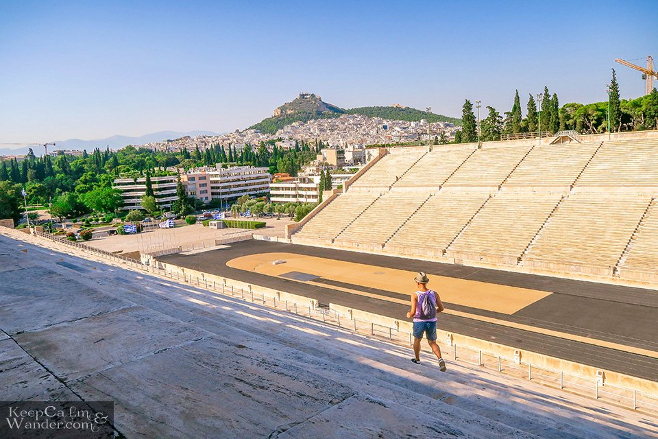 Panathenaic Stadium Olympic Games Greece Travel Blog Photos