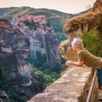 Varlaam Monastery – Sitting on Top of a Rock Pillar While Being Beautiful
