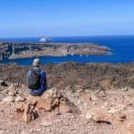 Nea Kameni – A Volcanic Island Across Santorini