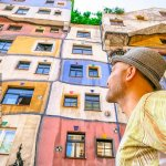 The Hundertwasser Houses in Vienna are Marvelously Weird and Colourful!