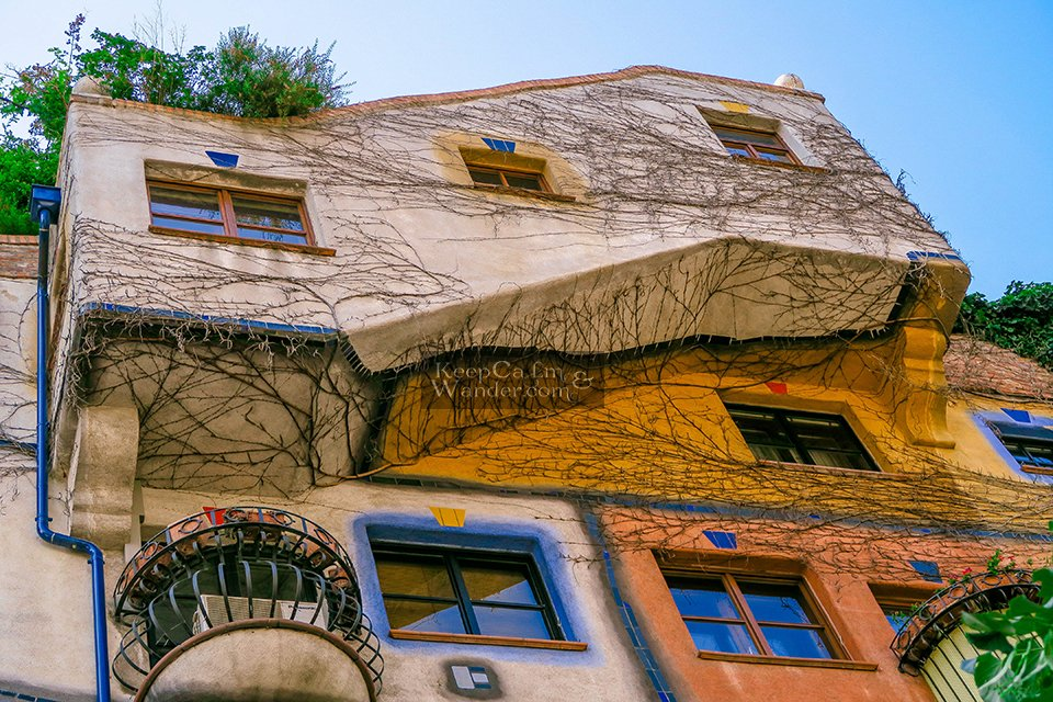 Houses with vines and nature things to do in Vienna