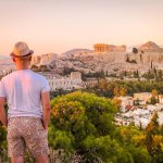 See Ancient Athens from Philopappou Hill