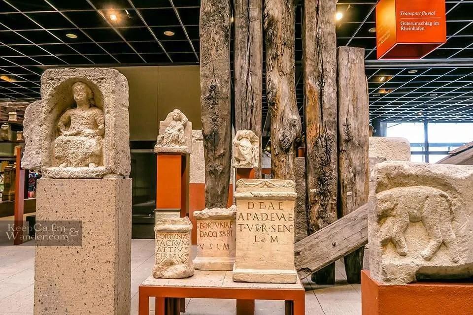 Römisch-Germanisches Museum Cologne Roman Ruins