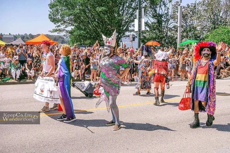 Sisters of Perpetual Help Vancouver Pride