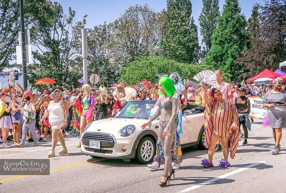 Vancouver Pride Parade 2019