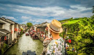 Shantang Jie Suzhou Jiangsu China