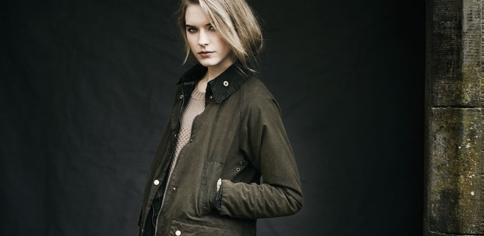 Don't choose a winter jacket with an expiration date - buy a Barbour (2/3)