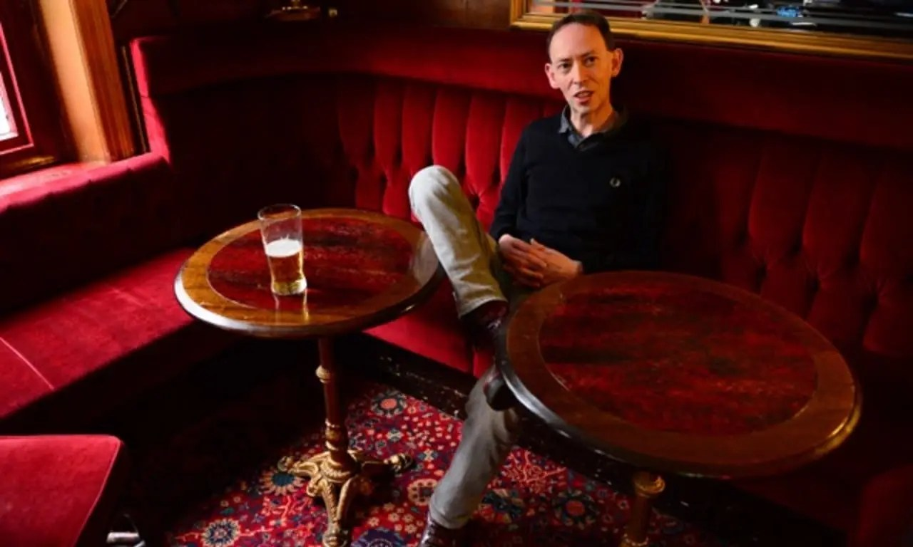 Steve Lamacq returns to Colchester Arts Centre