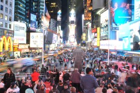 Time Square by night - NewYork