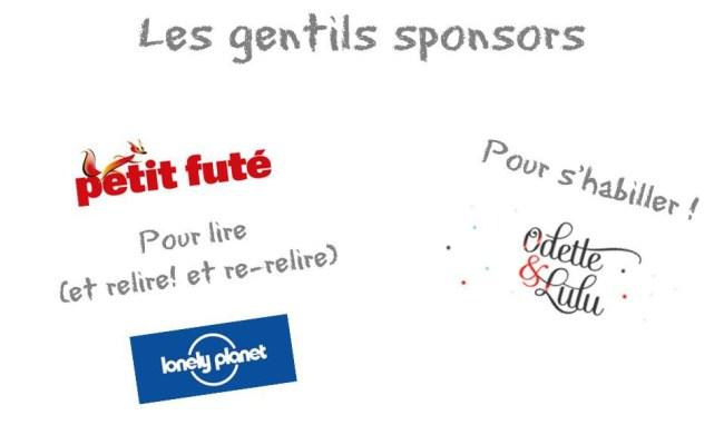 Les gentils sponsorsBIS