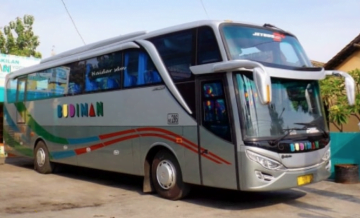 Harga Tiket Bus Budiman