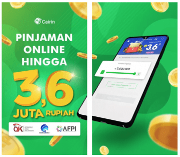 Pinjaman Online Cairin