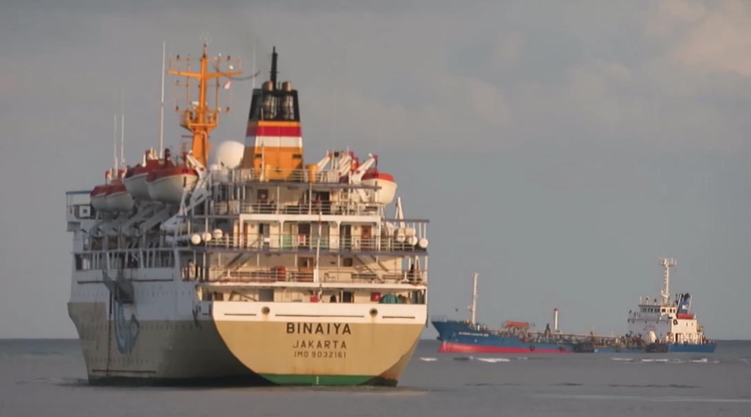 Fasilitas Kapal Binaiya