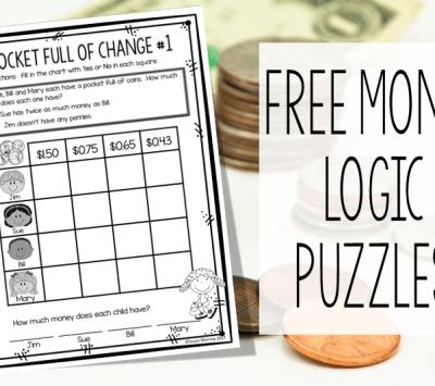 Free Money Logic Puzzles
