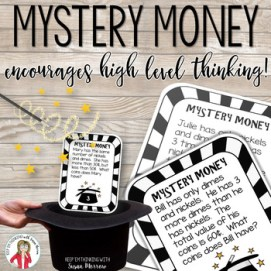 money activities to encourage high level thinking