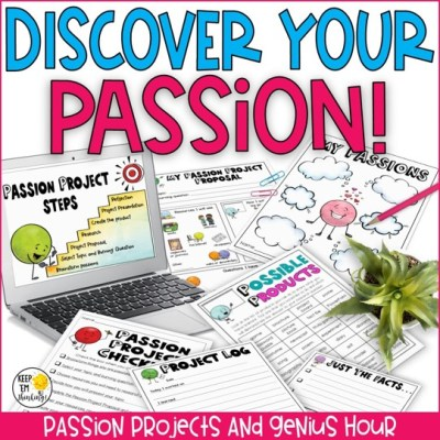 Passion Projects unit