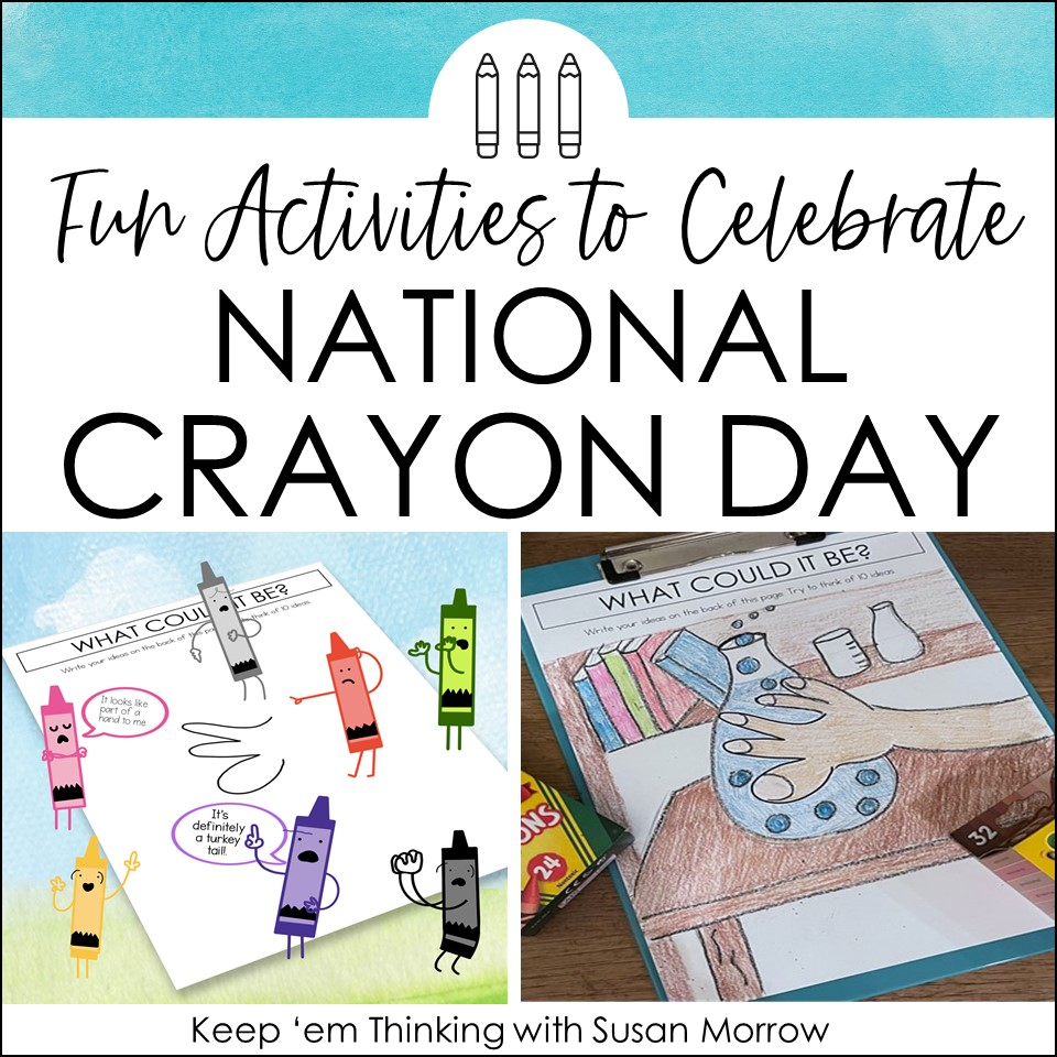 crayon day