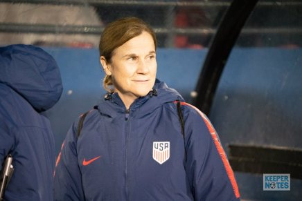Jill Ellis: By The Numbers