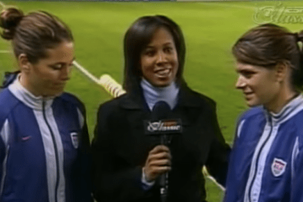 The Foudy & Hamm Farewell Game