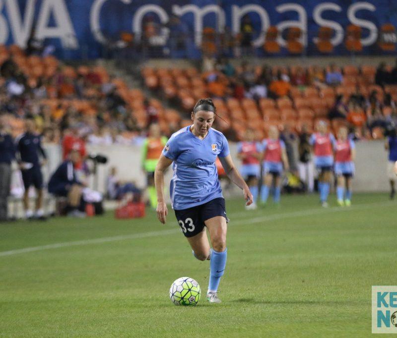 Houston Dash acquire Erin Simon from West Ham United