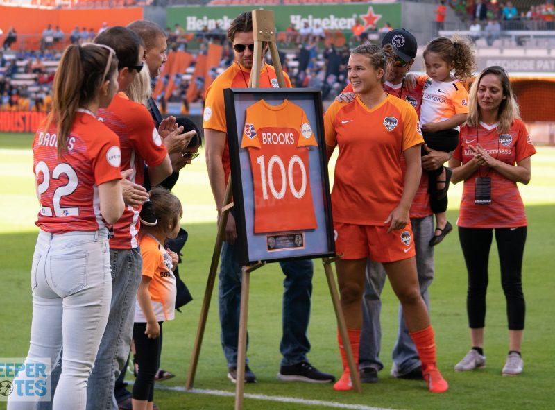 Houston Dash send Amber Brooks and Sofia Huerta to Reign FC for Shea Groom, Megan Oyster