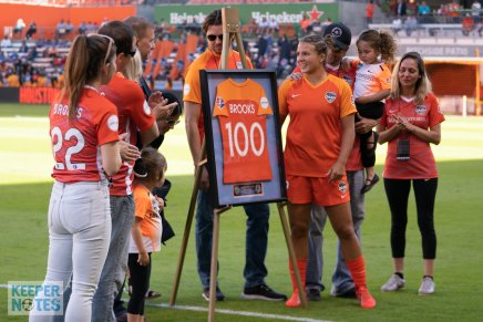 Houston Dash send Amber Brooks and Sofia Huerta to Reign FC for Shea Groom, Megan Oyster