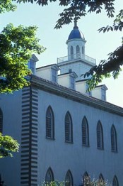 Kirtland Temple Photograph by Don O. Thorpe