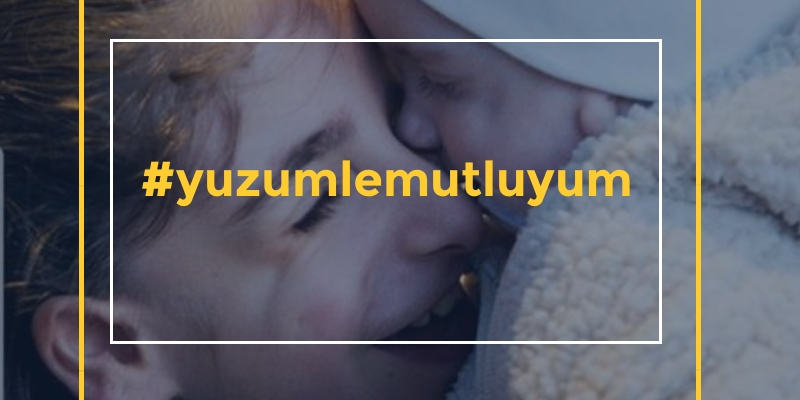 yuzumlemutluyum-influencer-marketing-campaign